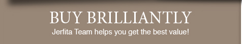 Buy Brilliantly - Jerfita Team helps you get the best value!
