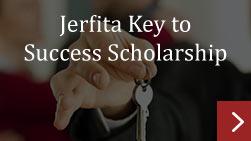 Jerfita Key to Success Scholarship
